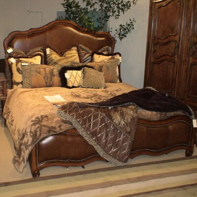 Chambord King Upholstered Platform Bed