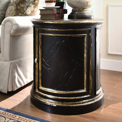 Aspen Road End Table with Storage