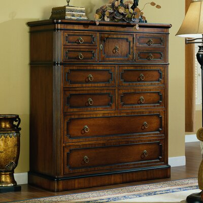 Regency 14 Drawer Chest