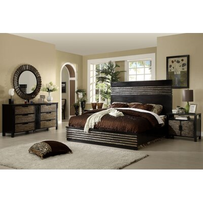 Transitions Platform Configurable Bedroom Set