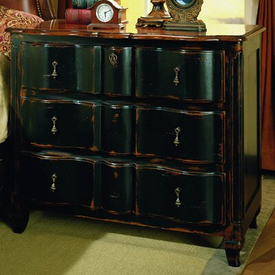 Chambord 3 Drawer Bachelors Chest