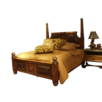 Aspen Road Queen Platform Bed