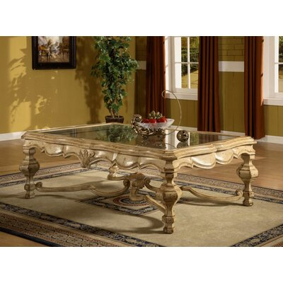 French Quarter Rectangular Coffee Table