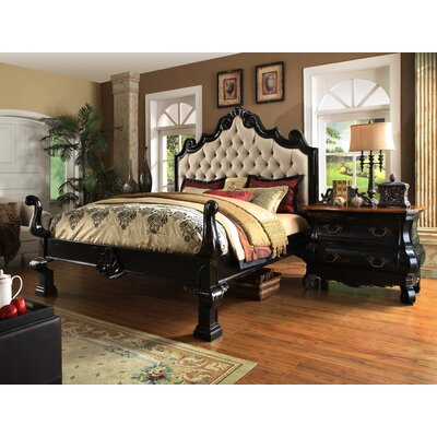 Liege Eastern King Panel Configurable Bedroom Set