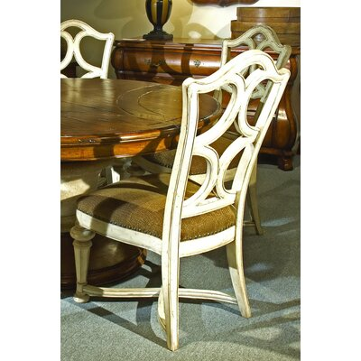 Aspen Road Side Chair (Set of 2) Finish: White