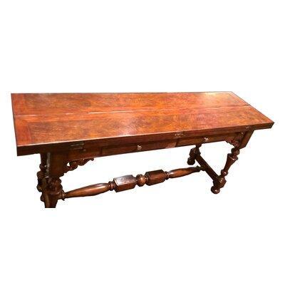 Tuscano Flip Top Console Table