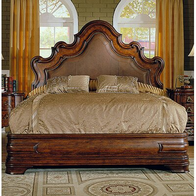 Palladio King Upholstered Platform Bed
