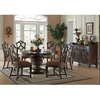 Lorraine Round Dining Table Size: 30