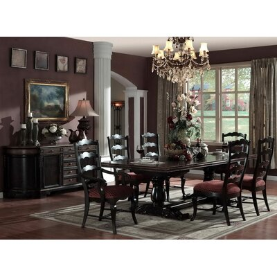 Lorraine Rectangular Extendable Dining Table