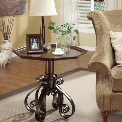 Sonoma Octangle End Table