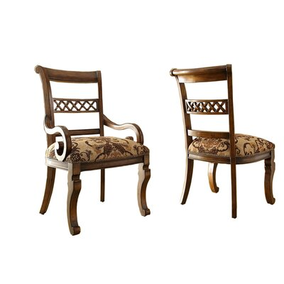 Verona Upholstered Dining Chair (Set of 2)