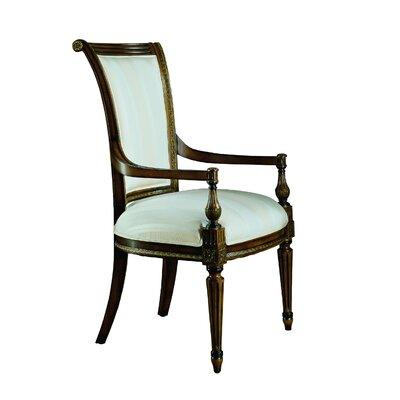 Regency Upholstered Dining Chair (Set of 2)