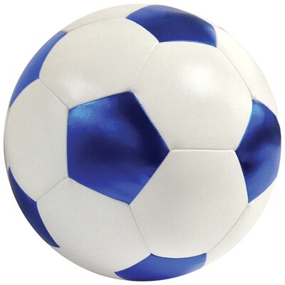 Soccer Ball 3D Microbead Throw Pillow