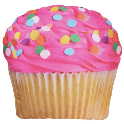 Icing Cupcake Pillow