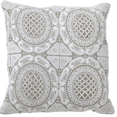 Weston Cotton Throw Pillow