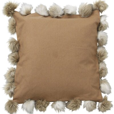 Sutton Felt Throw Pillow