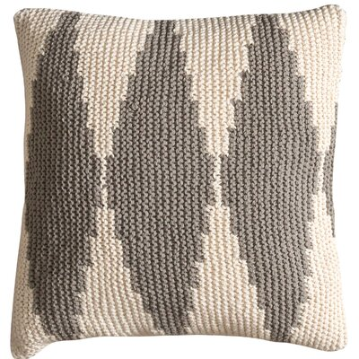 Serra Wool Throw Pillow