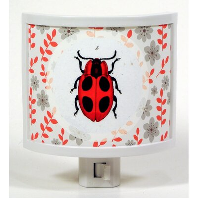 Elegant Ladybug Night Light