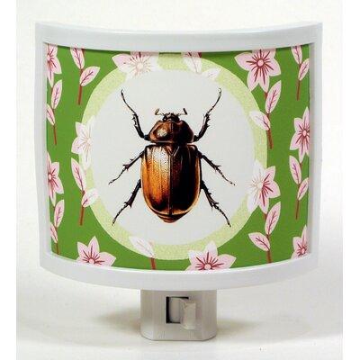 Elegant Beetle Night Light