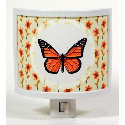 Elegant Monarch Night Light