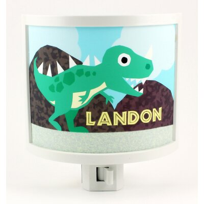 Dino Personalized Night Light