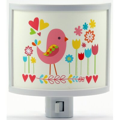 Tweet Night Light