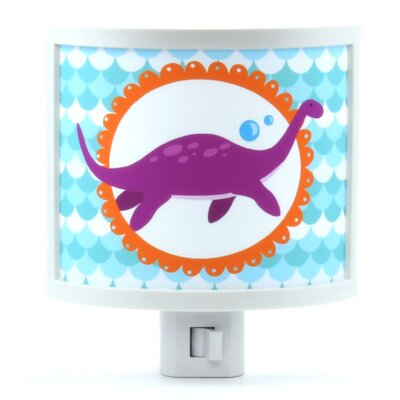Swimming Dino Night Light