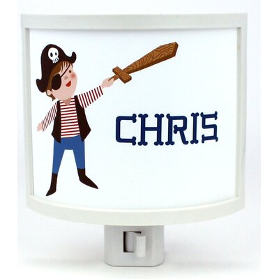Pirate Personalized Night Light