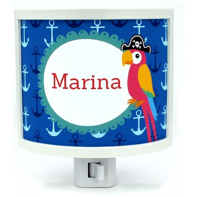 Parrot Personalized Night Light