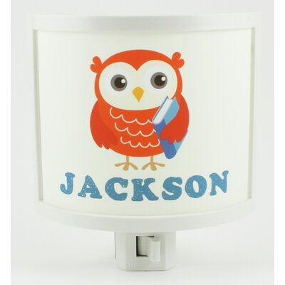 Owl Personalized Night Light