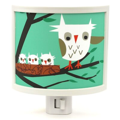 Owls are Hoo Night Light