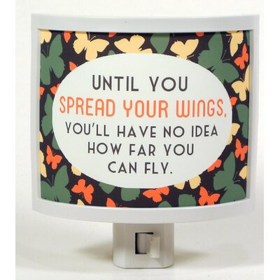 Spread Your Wings Night Light