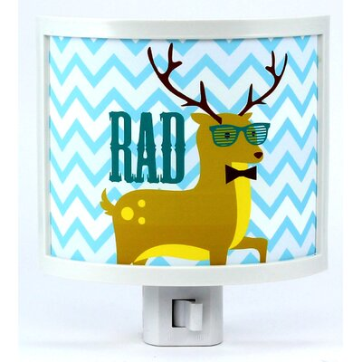 Rad Buck Night Light