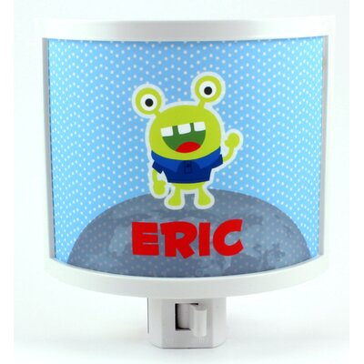 Spaceman Personalized Night Light