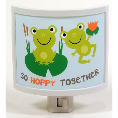 So Hoppy Together Night Light