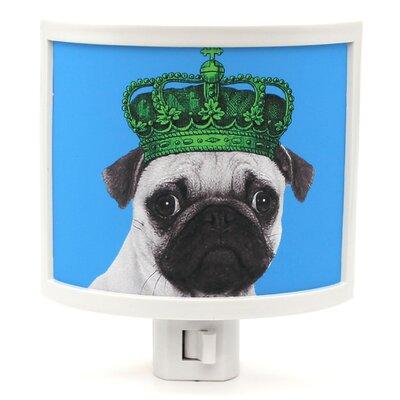 Pugs Rule Night Light