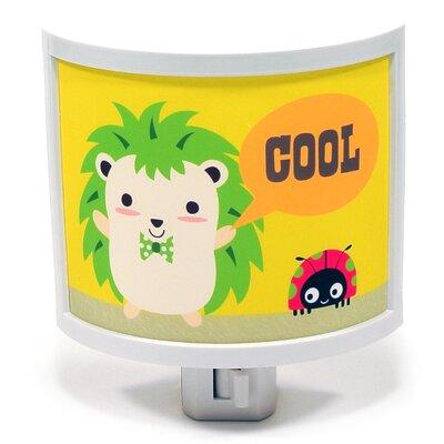 Cool Hedgehog Night Light