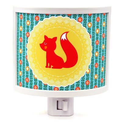 Fox Cameo Night Light