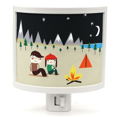 Get out Camping Night Light