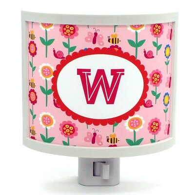 Garden Party Personalized Night Light