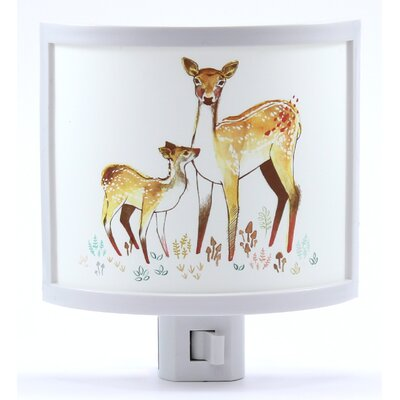Fawn and Doe Night Light