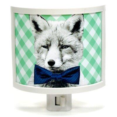 Bowtie Fox Night Light