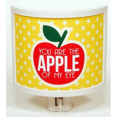 Apple of My Eye Night Light