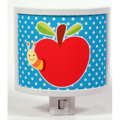 Apple House Night Light