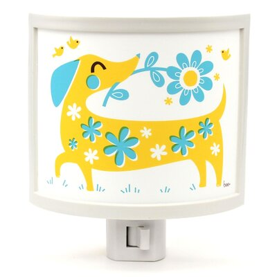 Basil Dachsund Night Light