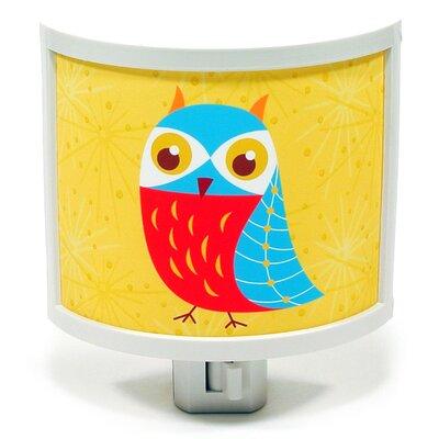 Charles the Yellow Owl Night Light