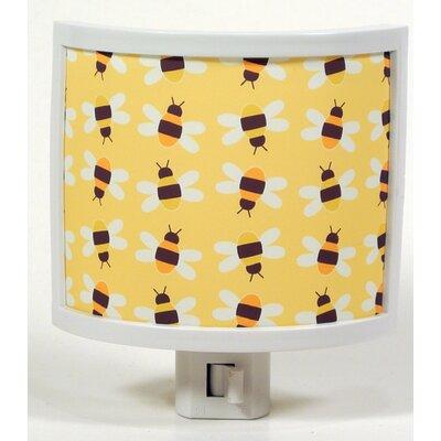 Bee Pattern Night Light