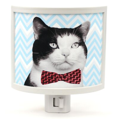 Bowtie Kitty Night Light