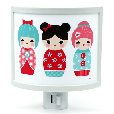 Kokeshi Night Light