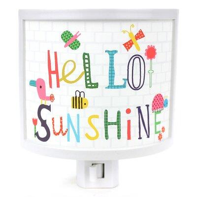 Hello Sunshine Night Light